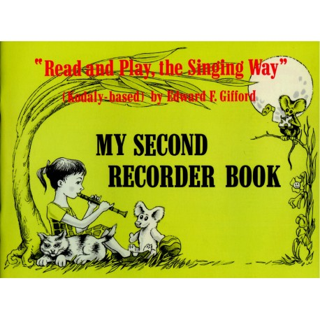 My Second Recorder Book Descant