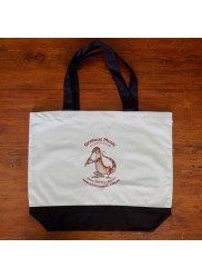 Orpheus Music Lizard Tote Bag