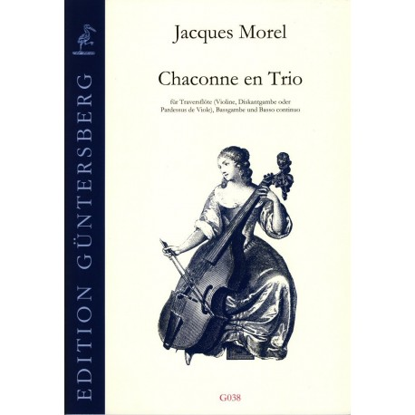 Chaconne en Trio