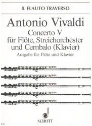 Concerto V, Op. 10 No. 5 RV 434