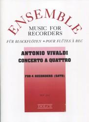 Concerto a Quattro (RV 153)