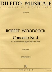 Concerto No. 4 in a minor