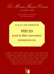 Pièces pour la Flûte traversière avec la Basse  Paris 1726