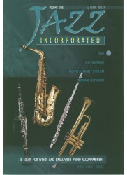 Jazz Incorporated Volume 1 with CD