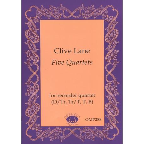 Five Quartets