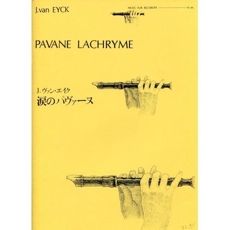 Pavan Lachryme
