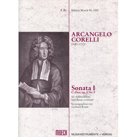 Sonata I C Major Op.5 No.9