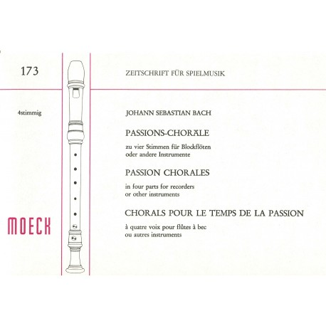 Passion Chorales