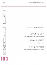Two Fugues