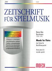 Moods for Flute
