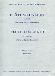 Flute Concerto in g minor