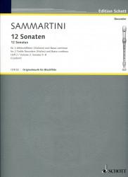 12 Sonatas, Vol 2: 5-8