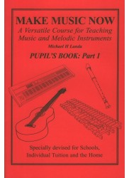 Make Music Now, Pupil's Book