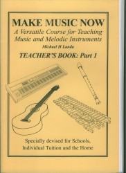 Make Music Now, Teacher's Book