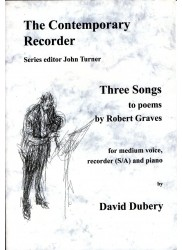 Three Songs to poems by Robert Graves