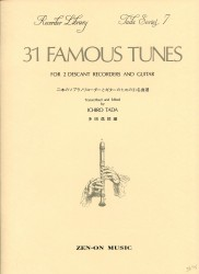 31 Famous Tunes