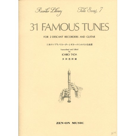 31 Famous Tunes