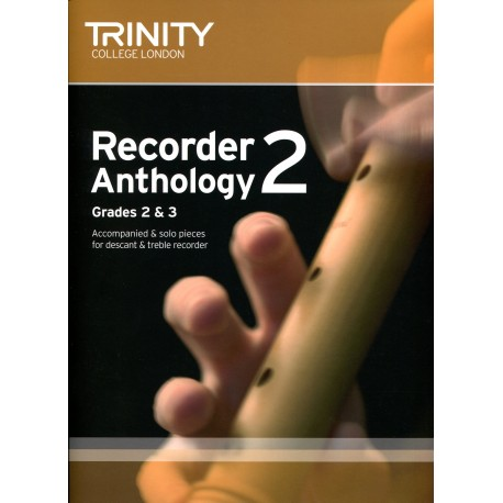 Recorder Anthology 2 Grades 2 & 3