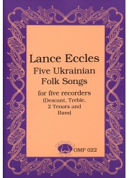 Five Ukranian Folk Songs