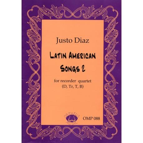 Latin American Songs 2