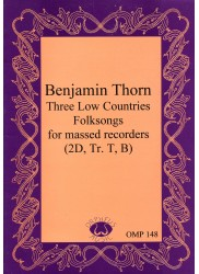 Three Low Countries Folksongs