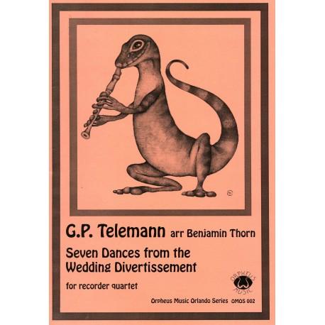 Seven Dances from the Wedding Divertissement
