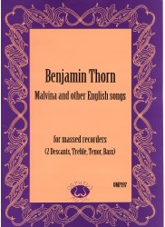 Malvina and other English songs