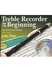 Treble Recorder from the Beginning with CD