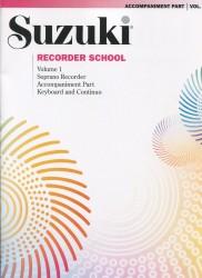 Recorder School Volume 1 Accompaniment part