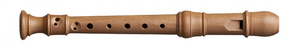 Superio Sopranino Recorder in Pearwood