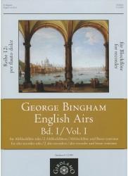 English Airs Volume I