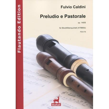 Preludio e Pastorale Op. 146/B