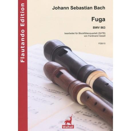Fuga BWV863