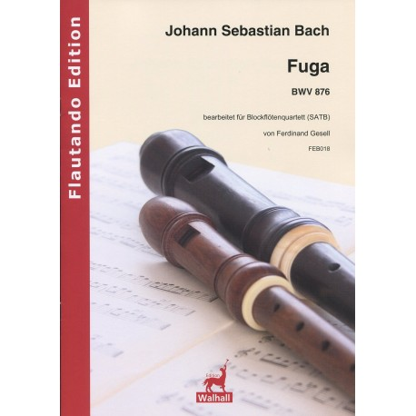Fuga BWV876