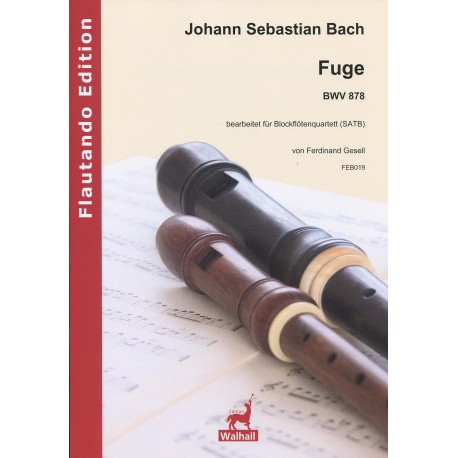 Fuge BWV878