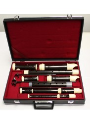 Aulos C539 Symphony Set with AU503, AU509,AU 507, AU511