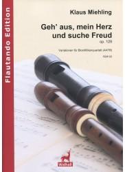 Geh aus, mein Herz und suche Freud Op.129