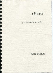 Ghost for two treble recorders