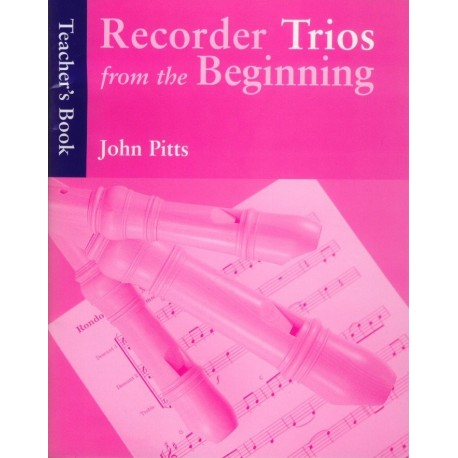 Recorder Trios from the Beginning