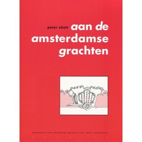 Along the Canals of Amsterdam - Aan de Amsterdamse Grachten