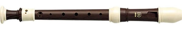 Descant recorder by Yamaha