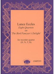 "Eight Quartets on ""The Bird Fancyer's Delight"""