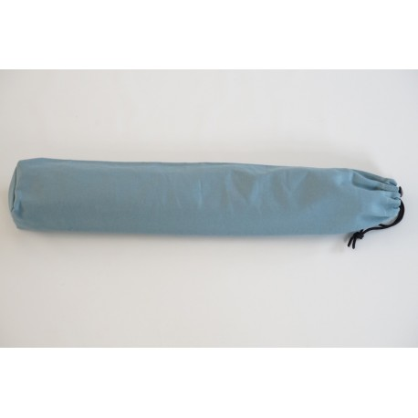 Canvas Carry Bag for Cross Recorder Stand - teal