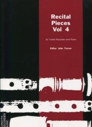 Recital Pieces Vol 4
