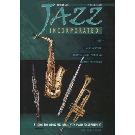 Jazz Incorporated Vol 1 - 8 Solos