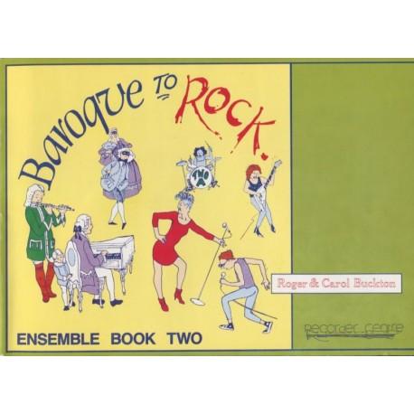 Baroque to Rock Book 2