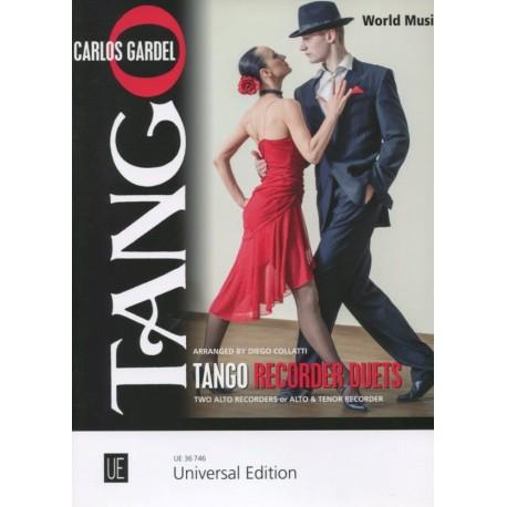 Tango Recorder Duets