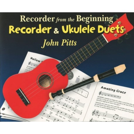 Recorder from the Beginning Recorder and Ukulele Duets