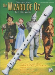 The Wizard of Oz selections for recorder