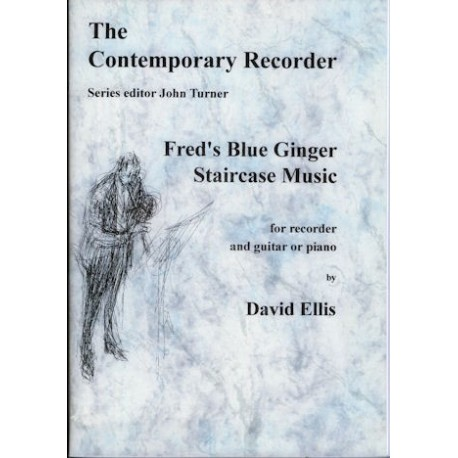 Fred's Blue Ginger Staircase Music